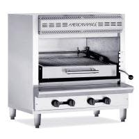 "American Range AGBU-1 - 36"" IR Overfired Broiler Broiler sold by Prima Supply"