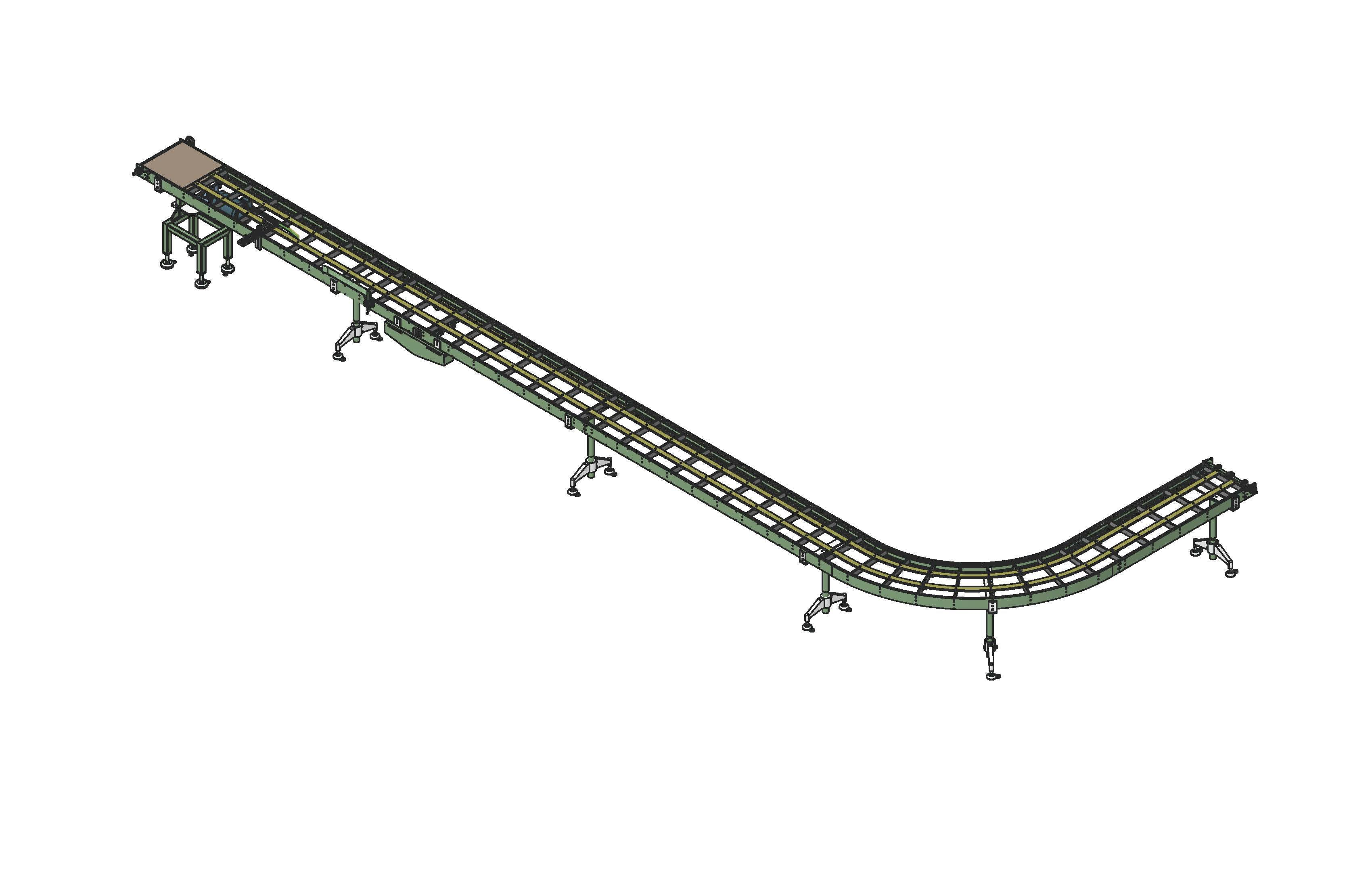 Conveyors Conveyor sold by ZAC