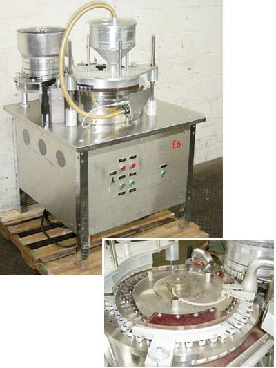 SHIONOGI QUALI-FIL AUTO.CAPSULE FILLER Capsule filler sold by Union Standard Equipment Co