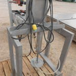 CP-1915- Single head vertical press Cheese press sold by Ullmer's Dairy Equipment