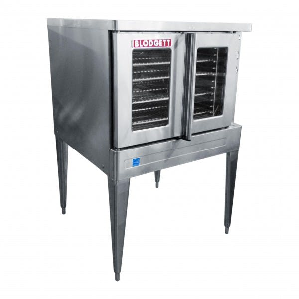 208v Full Size Stainless Convection Oven