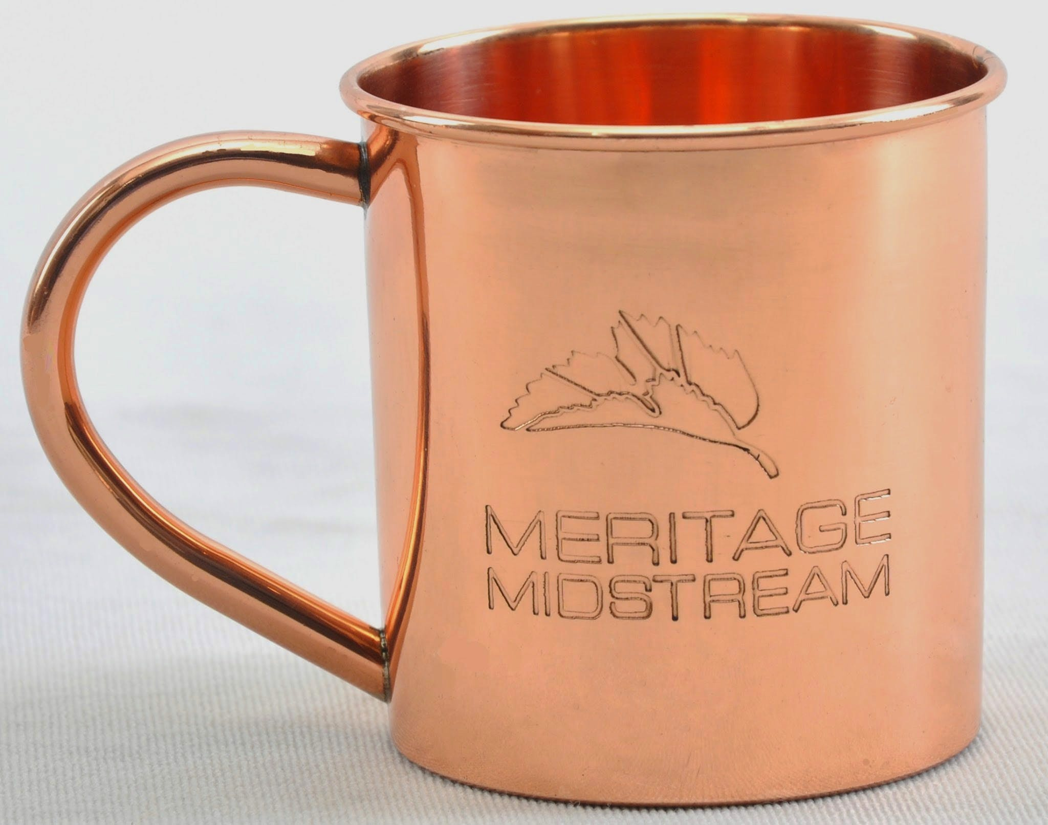 Copper Mugs Copper mug sold by Custom Copper Mugs, LLC