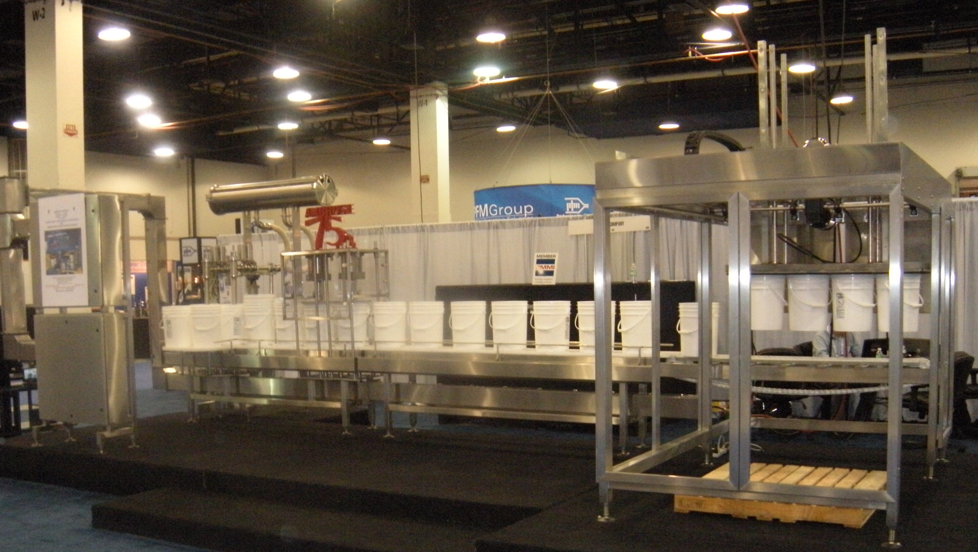 SEE OUR NEW MINI 5 LINE AT THE CHICAGO PACK EXPO IN NOV.   BOOTH N 4804 - sold by Ambrose Packaging Systems