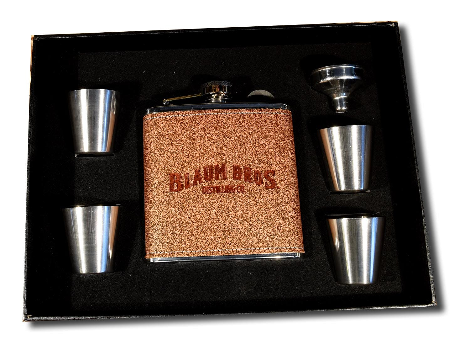 Logo Flasks Flask sold by Thousand Oaks Barrel Co.