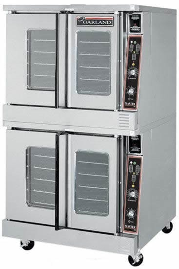 Garland MCO-GS-20-ESS - Energy Star Double Gas Convection Oven Commercial oven sold by Prima Supply