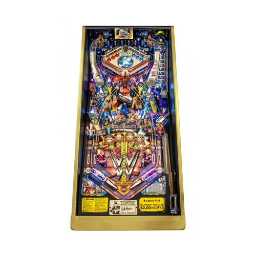 WWE Pinball - sold by Betson Enterprises