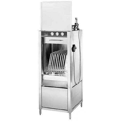 Champion - LD-10 10 Racks/Hr Pot, Pan & Utensil Washer Commercial dishwasher sold by Food Service Warehouse