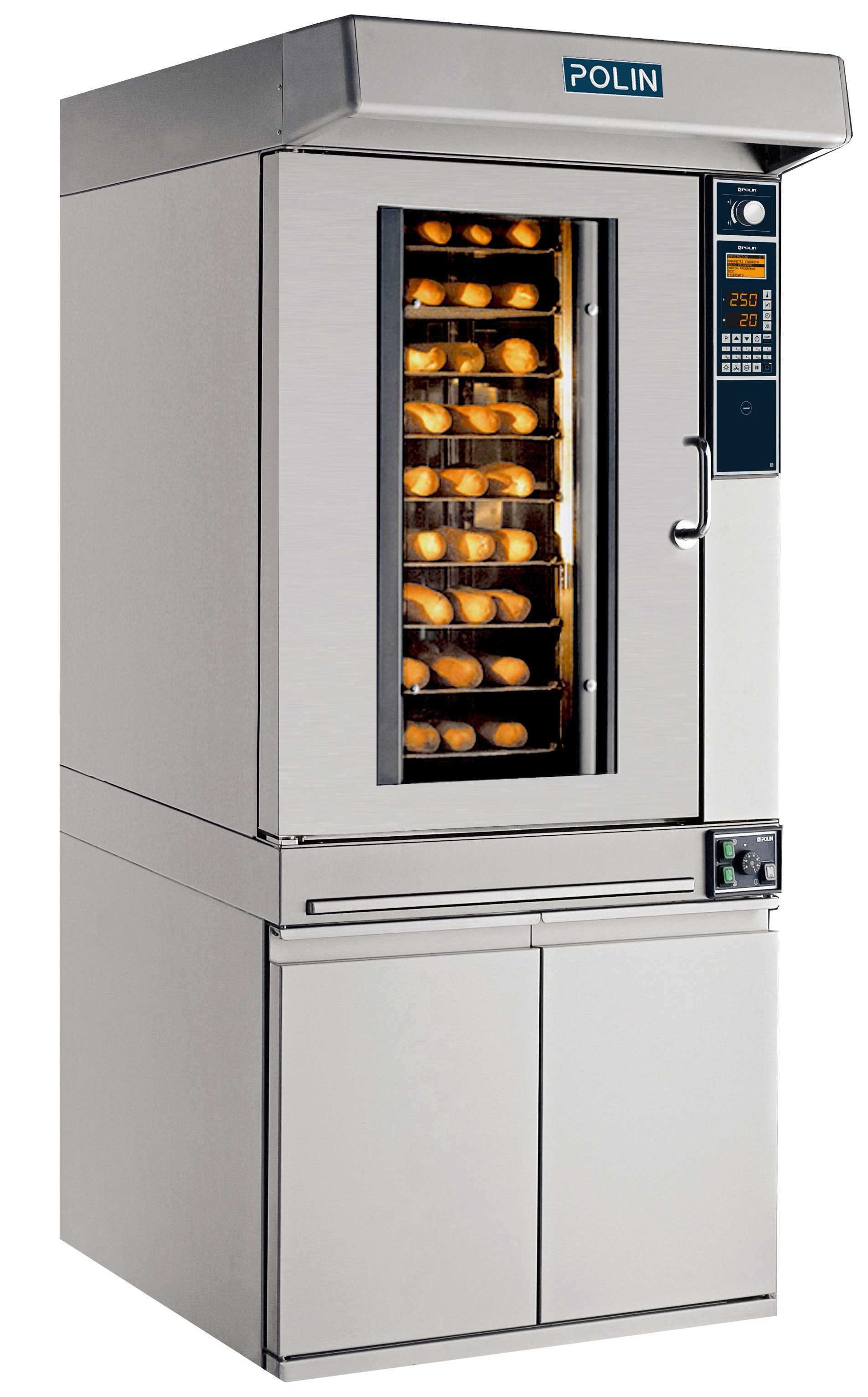 Wind 10 Pan Convection Oven - Wind - sold by pro BAKE Inc.