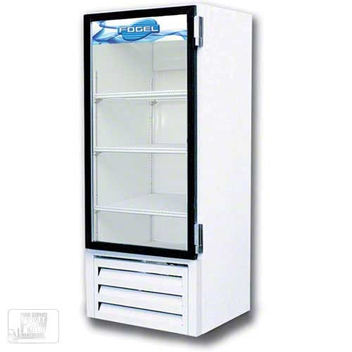 "Fogel - VR-15-US 30"" Point-of-Sale Glass Door Refrigerator Commercial refrigerator sold by Food Service Warehouse"