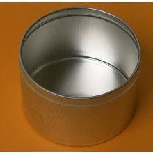 16 Ounce Round Deep Bottom - Seamless Tin Can Metal tins sold by BASCO
