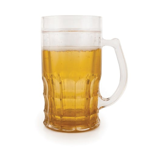 Freezer Beer Mug (Item # QGEKT-JQNKU) Customized Beer Mug sold by InkEasy
