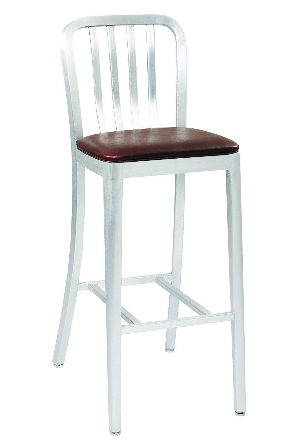 G & A Seating 871PS - Aluminum Classic Bar Stool (12 per Case) Barstool sold by Elite Restaurant Equipment