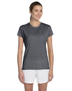 G420L Gildan Performance™ Ladies' 4.5 oz. T-Shirt Promotional shirt sold by Lee Marketing Group