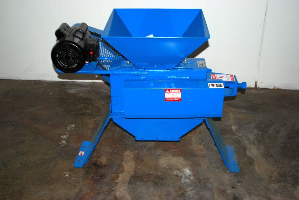 Apollo Econo Mill Grain roller mill sold by Ager Tank & Equipment Co.