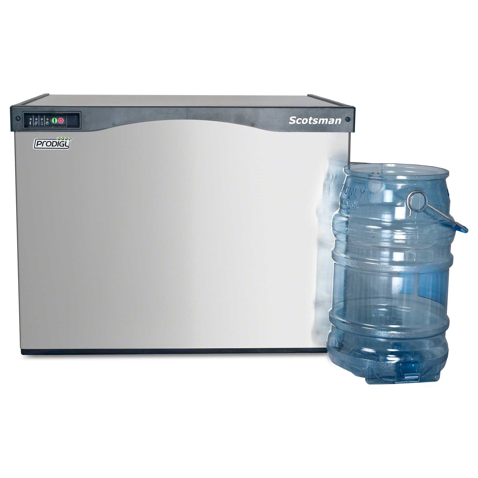 Scotsman - C0330MA-1A 350 lb Full Size Cube Ice Machine - Prodigy Series Ice machine sold by Food Service Warehouse
