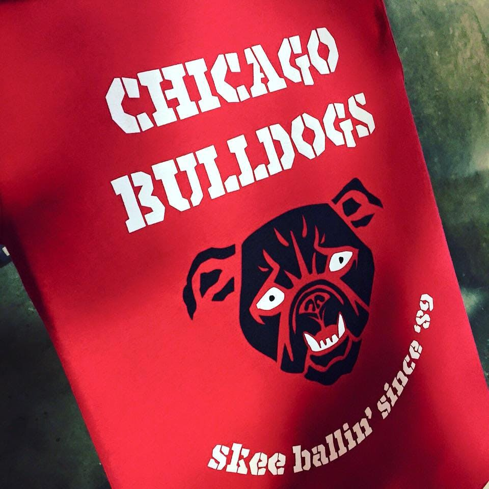 Bulldogs T-Shirt Promotional shirt sold by bidPress