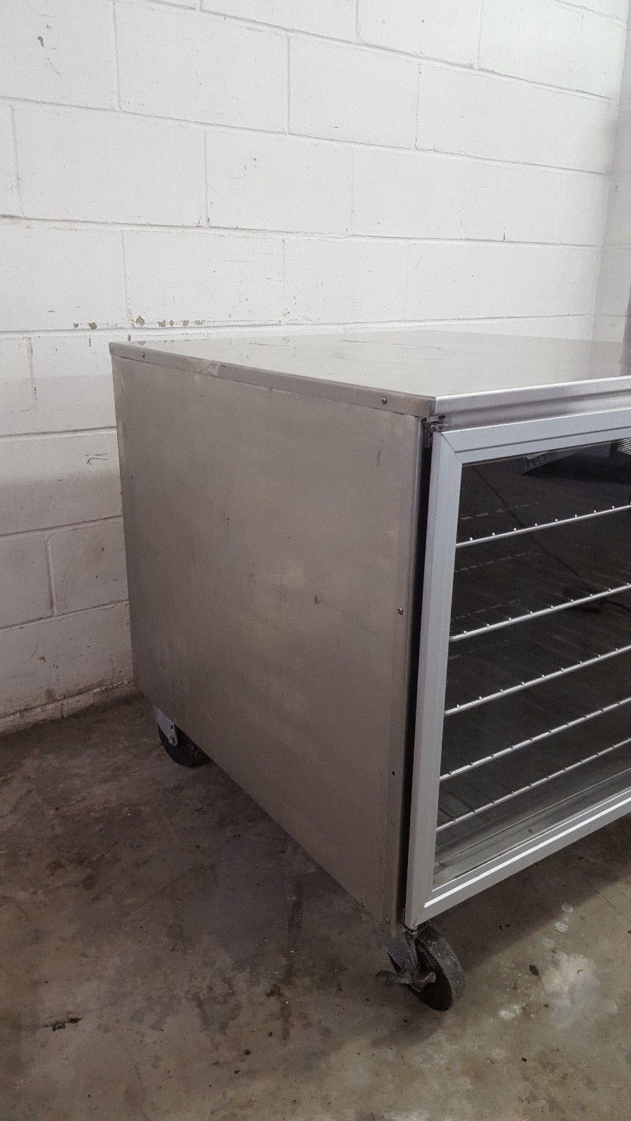 Stanley Knight Food Holding Oven 120v Tested 215 Degrees - sold by Jak's Restaurant Supply