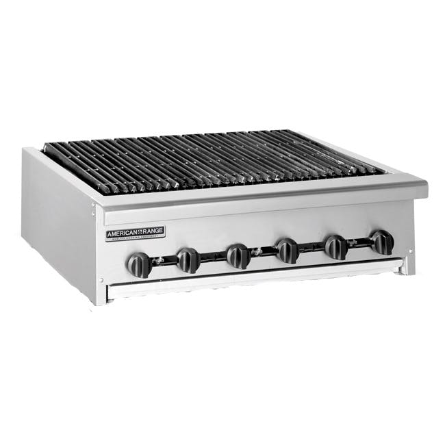 American Range AERB-24 Gas Radiant Broiler Broiler sold by pizzaovens.com