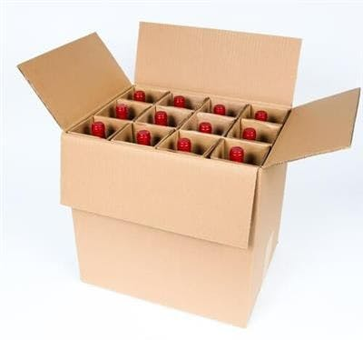 Twelve Bottle Wine Shipper Wine shipper sold by SpiritedShipper