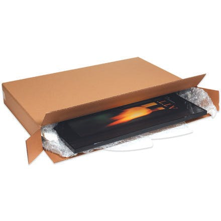 Kraft Picture Frame Boxes Kraft packaging sold by Ameripak, Inc.