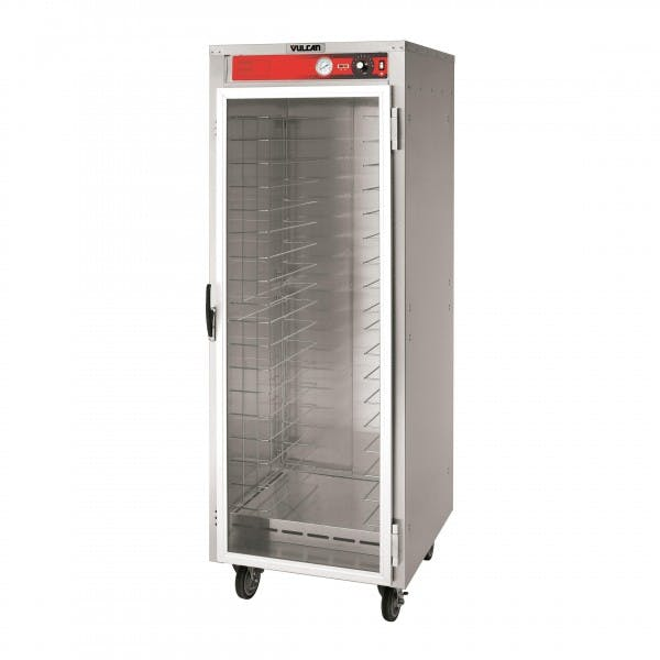 18 Pan Non-Insulated Holding & Transport Cabinet