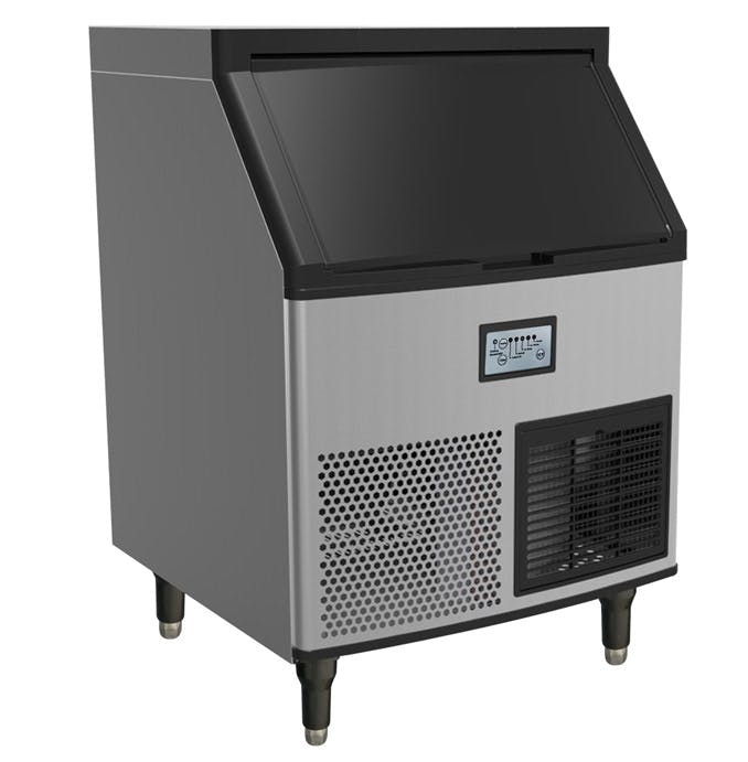 Valpro VPIM280 - 280 lbs. Full Cube Ice Maker - Under-counter– Air Cooled