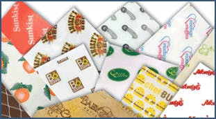 Deli Papers for Tray/Basket Liners, Sandwich Wrap  Deli paper sold by Howard Packaging