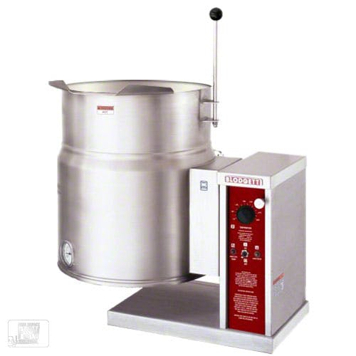 Blodgett (KTT-10E) - 10 gal Electric Tilting Kettle Steam kettle sold by Food Service Warehouse