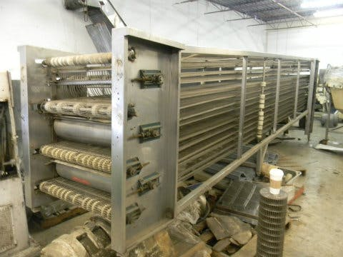 7 Tier Tortilla Cooling Conveyor (A8719)
