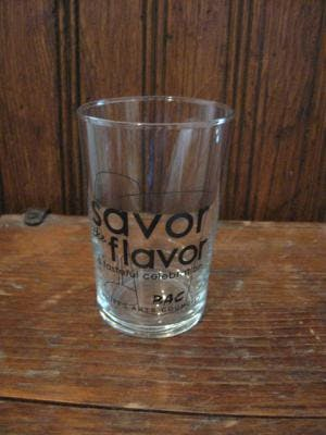 6 oz. Mini Pint Taster Beer glass sold by Promotional Concepts of Wisconsin