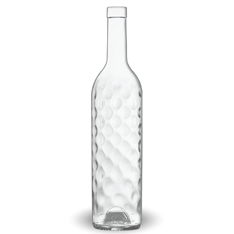 Cased - Bordeaux Ecova Elegance Bling - 750ml - Extra-Flint - PLU Wine bottle sold by BOTTLE EXPRESS LLC
