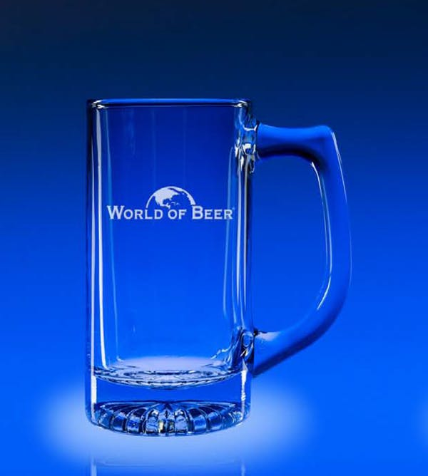 #3053 - 13 oz. Sport Mug Beer glass sold by Engraving Creations and More, Inc.