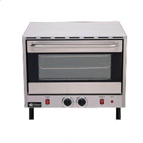 Star Manufacturing CCOH-4 Holman 1/2 Size Countertop Convection Oven Convection oven sold by Mission Restaurant Supply