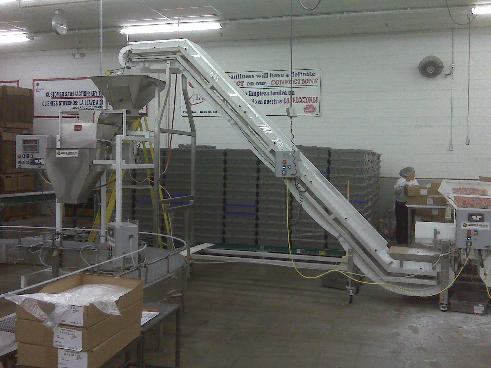 Conveyor Conveyor sold by Southwest Packaging Equipment