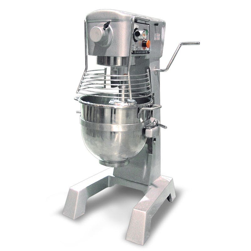 Omcan SP300AE General Purpose Mixer (30 Qt) - sold by pizzaovens.com
