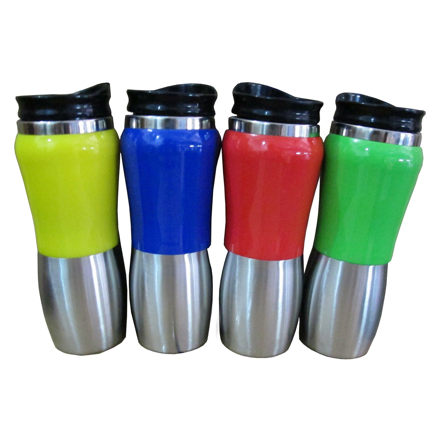 16 Oz. Stainless Steel Water Bottle (Item # YJLMM-JBPJH)
