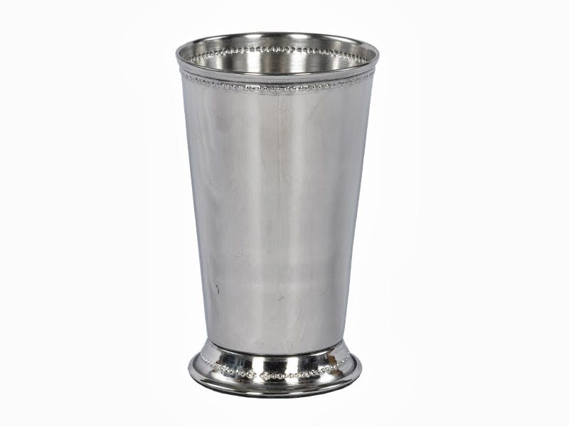 Stainless Steel Mint Julep Cups Mint julep cup sold by Custom Copper Mugs, LLC