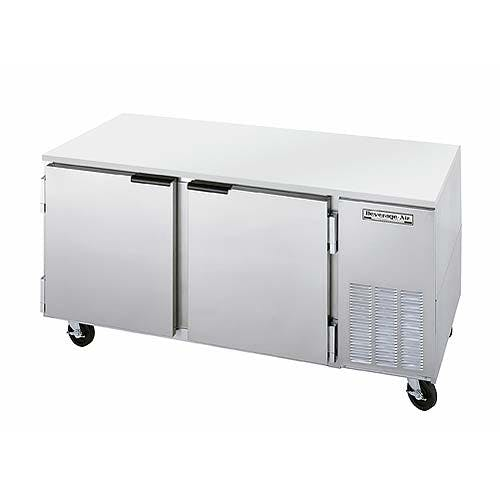 "Beverage Air ( UCF67A ) - 67"" Undercounter Freezer Commercial freezer sold by Food Service Warehouse"