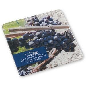 Acrylic Drink Coaster - Square Drink coaster sold by Ink Splash Promos, LLC