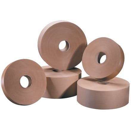 Central™ 160 Medium Kraft Paper Tape Kraft packaging sold by Ameripak, Inc.