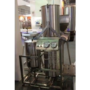 Pilot Brew System Brewhouse sold by GW Kent
