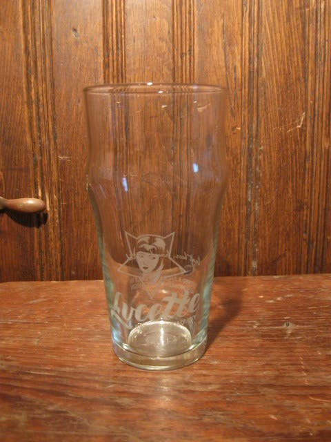16 oz. Nonic Pub Glass Beer glass sold by Promotional Concepts of Wisconsin