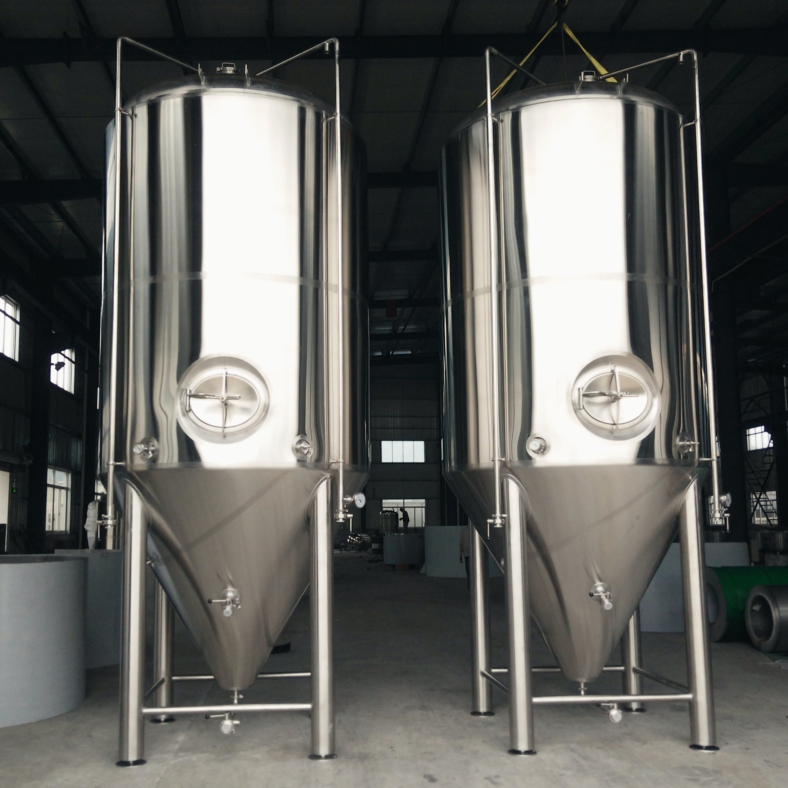 60BBL Fermenters Fermenter sold by TD Tanks, LLC