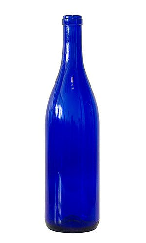 Medium Punt Hock Style Wine Bottle - sold by Wine and Beer Supply