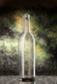W5 - Cork Wine bottle sold by Kaufman Container Company