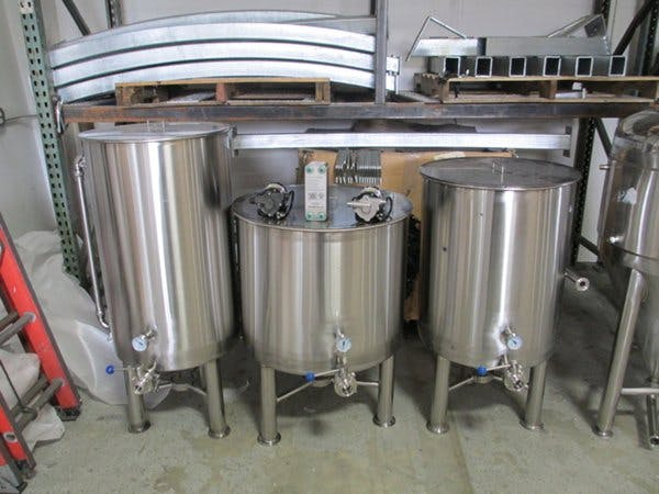 1 Barrel Brewing System Brewhouse Bc Packaging Service