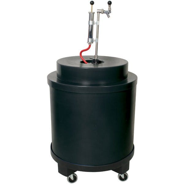 Super Cooler For Kegs of Beer Keg insulator and cooler sold by KegWorks