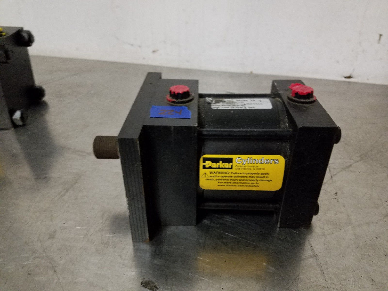 Parker Series 2A 01.00 J2AU13 2.000 250 Psi Air Pneumatic Cylinder New - sold by Jak's Restaurant Supply