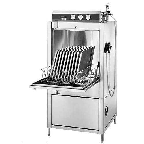 Champion - UTM-10 10 Racks/Hr Pot, Pan & Utensil Washer Commercial dishwasher sold by Food Service Warehouse