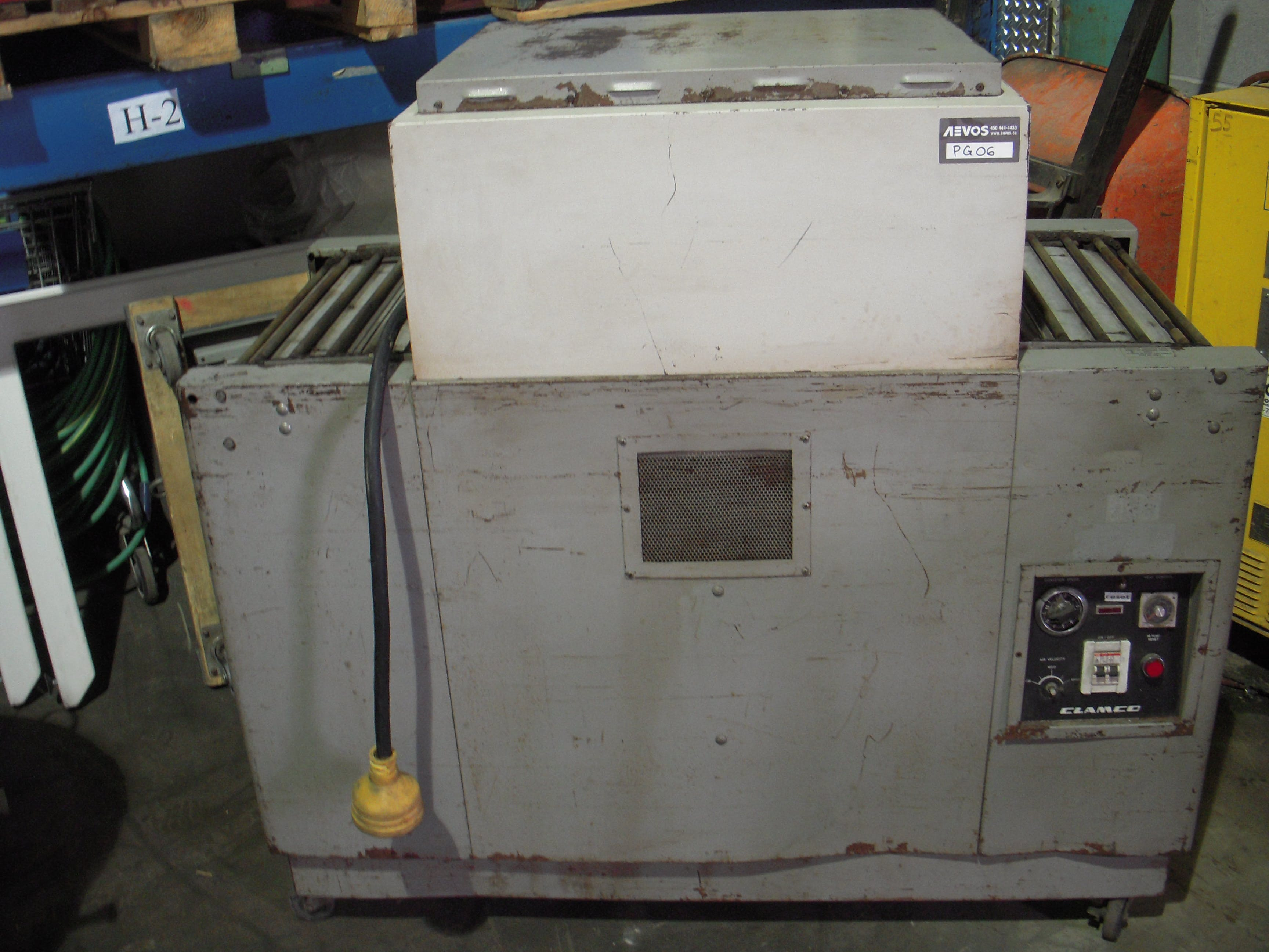 CLAMCO 5881-1 Heat Tunnel - sold by Aevos Equipment